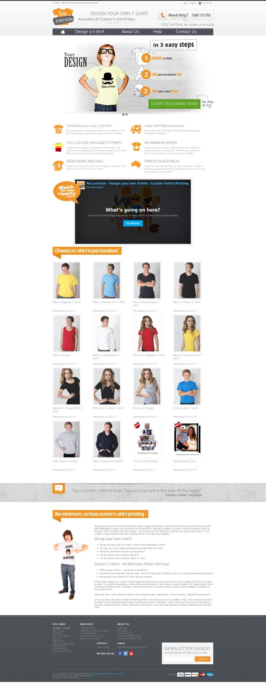 A great web design by haggyskis, New York, NY: