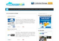 A great web design by Cloud Backup Mag: