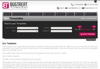 A great web design by Bugtreat Technologies, Madurai, India: