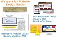 A great web design by Kris Moore- Website Designer, Washington DC, DC: