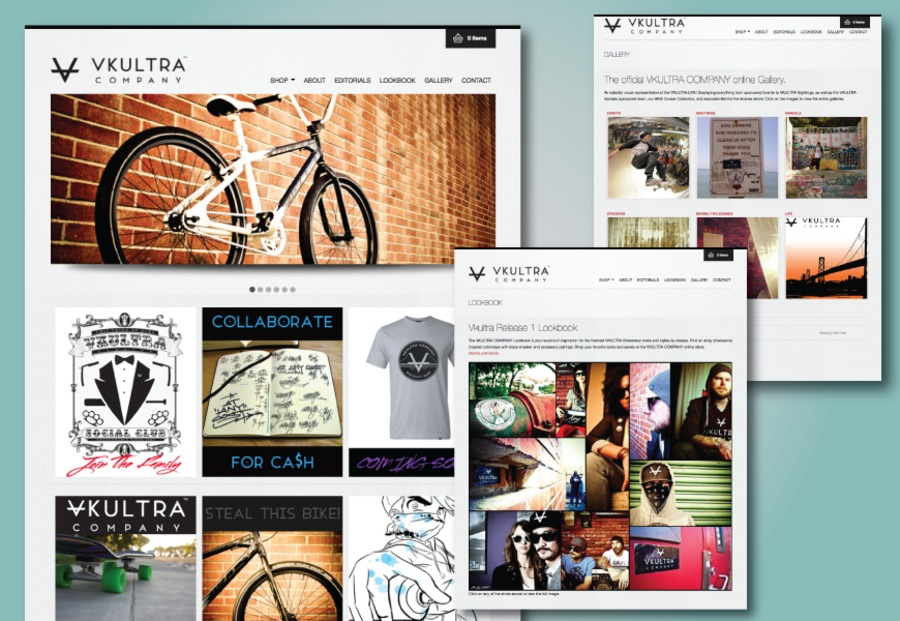 A great web design by Holt Dezign, San Francisco, CA: