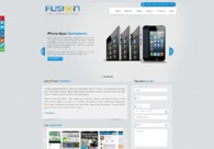 A great web design by Fusion Informatics Ltd., Ahmedabad, India: