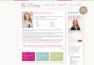 A great web design by Bridget Designs, Canterbury, United Kingdom: Responsive Website, Blog , Wordpress