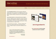 A great web design by AlamoWeb Solutions, San Francisco, CA: