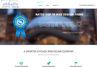 A great web design by Shkalix Inc. - Winning Web Design, Chicago, IL: Responsive Website, Marketing Website , Technology , Wordpress