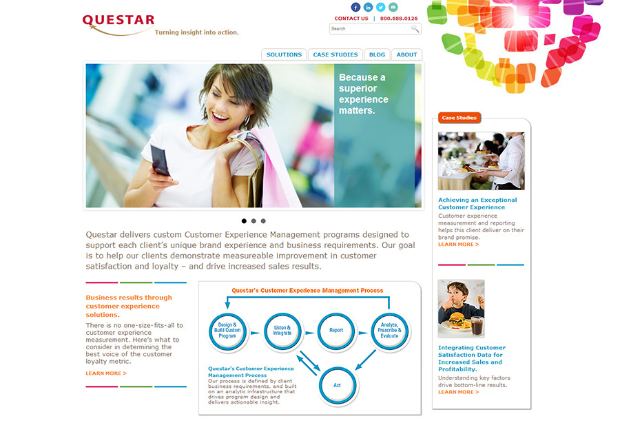 A great web design by 90 Degree Media, Minneapolis, MN: Website, Marketing Website , Service , Other