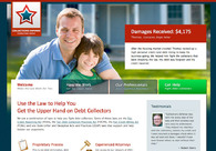 A great web design by Zerin Design, LLC, Charlotte, NC: