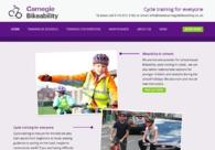 A great web design by Gavin Platt, Leeds, United Kingdom: Website, Marketing Website , Sports & Fitness , Other