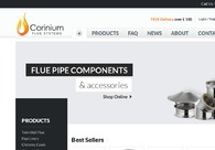 A great web design by InfinPixels, London, United Kingdom: Website, E-Commerce , Construction , Wordpress