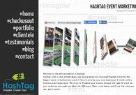 A great web design by HashTag Technologies, Bangalore, India: Website, Marketing Website , Service , Wordpress