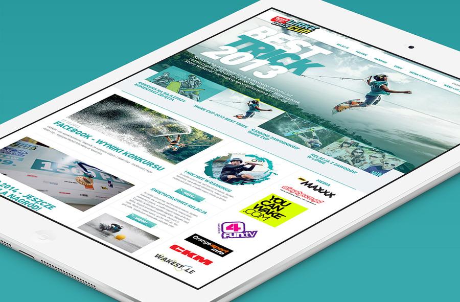 A great web design by Touchdesign.pl, Poznan, Poland:
