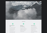 A great web design by Cosmic Lizard, Fishers, IN: