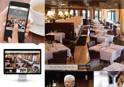 A great web design by Idea Marketing Group, Chicago, IL: Responsive Website, Marketing Website , Restaurants & Bars, Wordpress