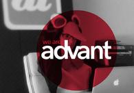 A great web design by Advant Interactive, Los Angeles, CA: