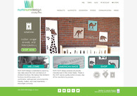 A great web design by Jen Chapman Creative, Phoenix, AZ: