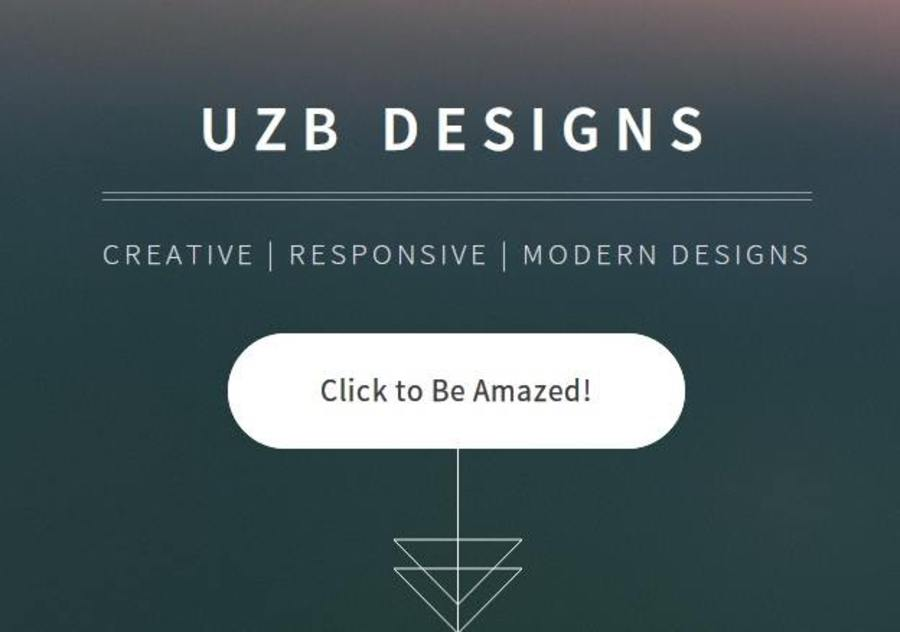 A great web design by UZBDesings, New York, NY: