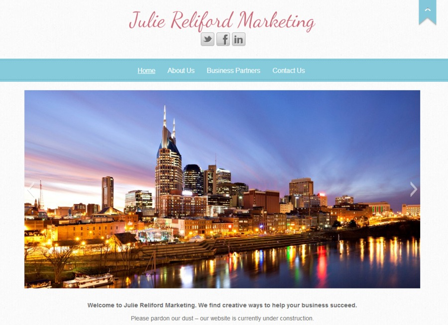 A great web design by The Computer Butler, Nashville, TN:
