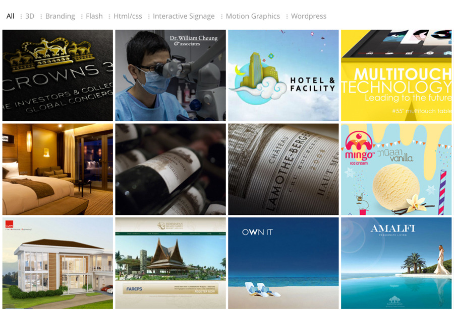 A great web design by Flowdzine, Bangkok, Thailand: Website, Portfolio , Marketing , Wordpress