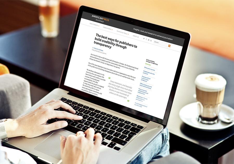 A great web design by Materiell, Washington, DC: Responsive Website, News , Publishing , Wordpress