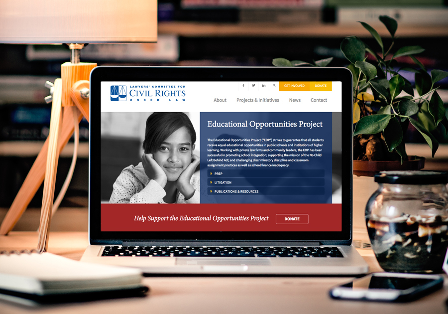 A great web design by Materiell, Washington, DC: Responsive Website, Other, Non Profit , Wordpress