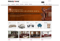 A great web design by Melodyhome, New York, NY: