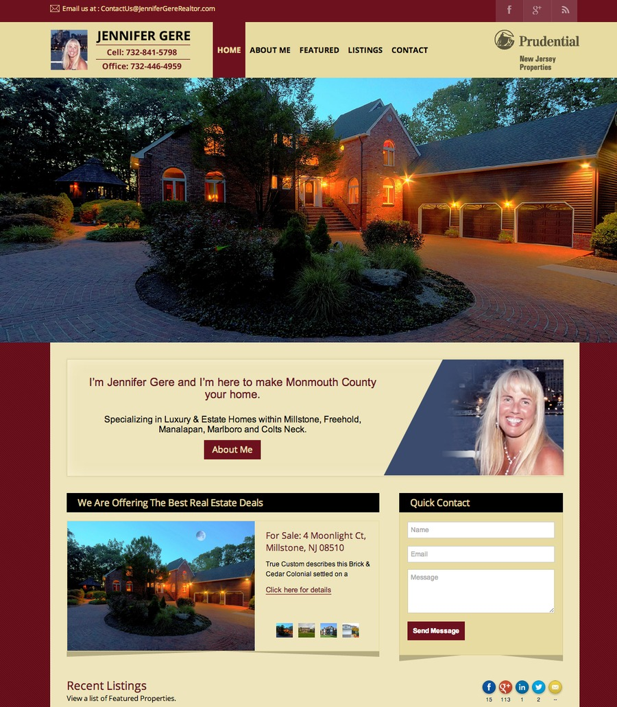 A great web design by NJSEOS Website Design, SEO & PPC Marketing, New York, NY: