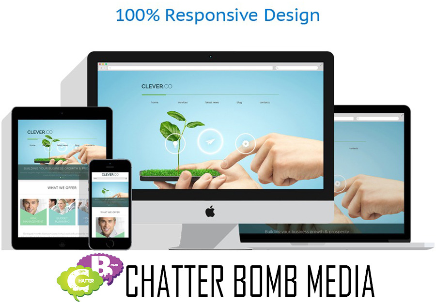 A great web design by Chatter Bomb Media, Fort Wayne, IN: