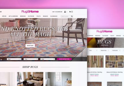 A great web design by Huemor, New York, NY: Responsive Website, E-Commerce , Retail , Other