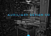 A great web design by Auxiliary Design Co., New York, NY: Responsive Website, Portfolio , Technology , PHP