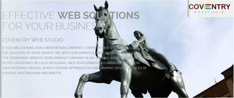 A great web design by Coventry Web Studio, London, United Kingdom: Website, Marketing Website , Internet