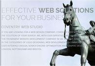 A great web design by Coventry Web Studio, London, United Kingdom: Website, Marketing Website , Internet