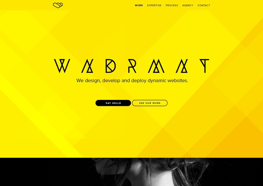 A great web design by WNDRMNT, New York, NY: Responsive Website, Portfolio , Internet , Static HTML