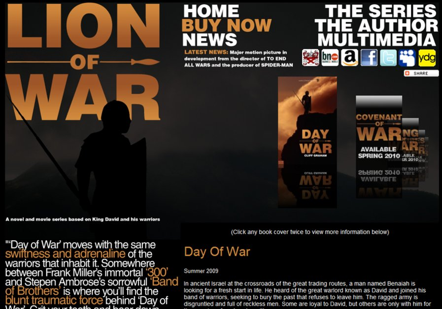 A great web design by Yost Design Group, Ogden, UT:
