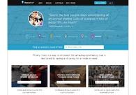 A great web design by Flippo+Interactive, San Diego, CA: Responsive Website, Web Application , Non Profit , node.js