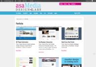A great web design by asaMedia Labs, Seattle, WA: