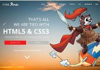 A great web design by HTMLPanda, Wilmington, NC: