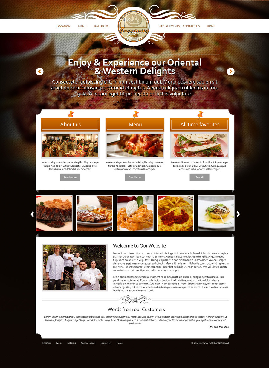 A great web design by Innonline Solution, Singapore, Brunei Darussalam: