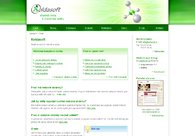 A great web design by Radek Věchet, Prague, Czech Republic: