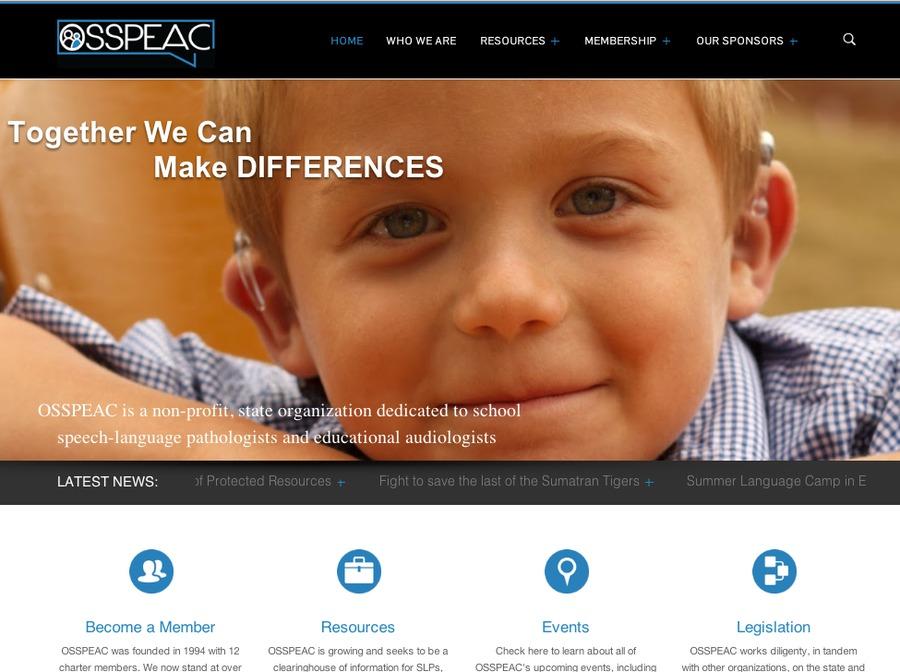 A great web design by VivioSoft, Columbus, OH: Responsive Website, Social/Community , Education , Wordpress