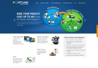 A great web design by Fortune Softtech Singapore, Singapore, Singapore: