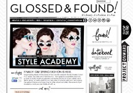 A great web design by Matt Oettinger, Reston, VA: Fashion , Wordpress