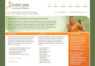 A great web design by Sprout Strategies, Phoenix, AZ: