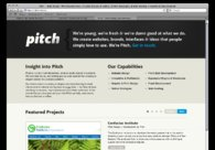 A great web design by Pitch Limited, Auckland, New Zealand:
