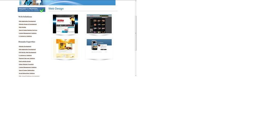 A great web design by Nilaxsoft, New Delhi, India: