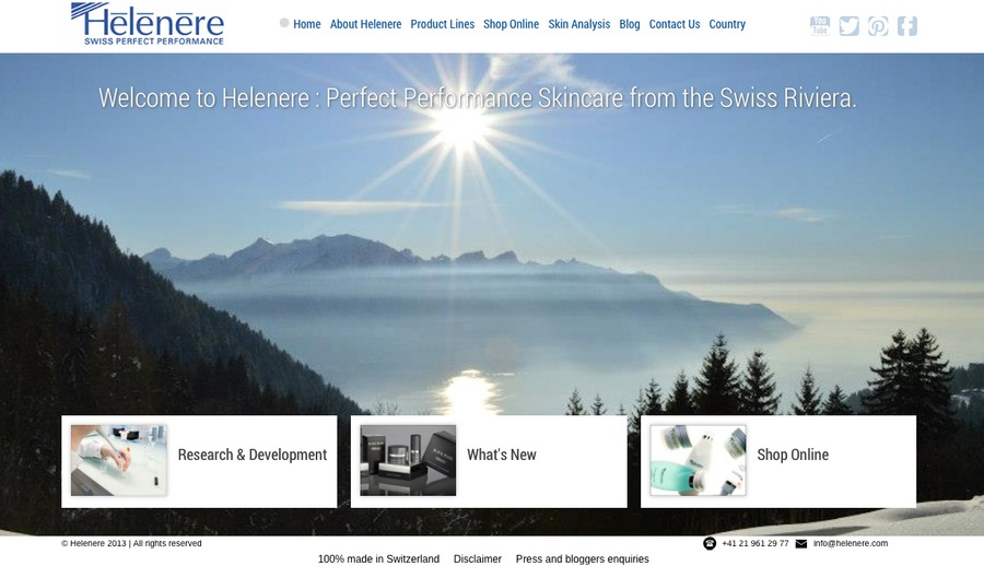A great web design by 358generation, Paris, France: