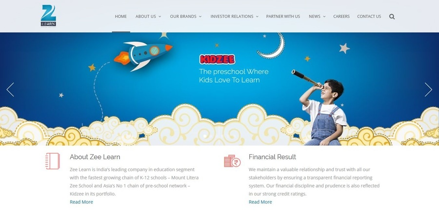 A great web design by Webron Technologies , Mumbai, India: Responsive Website, Other, Wordpress