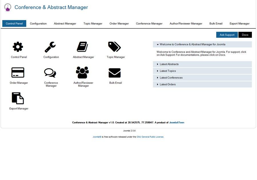 A great web design by Joomla6Teen, Palo Alto, CA: Other, Publishing , Publishing , Joomla