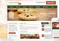 A great web design by Murmur Creative: