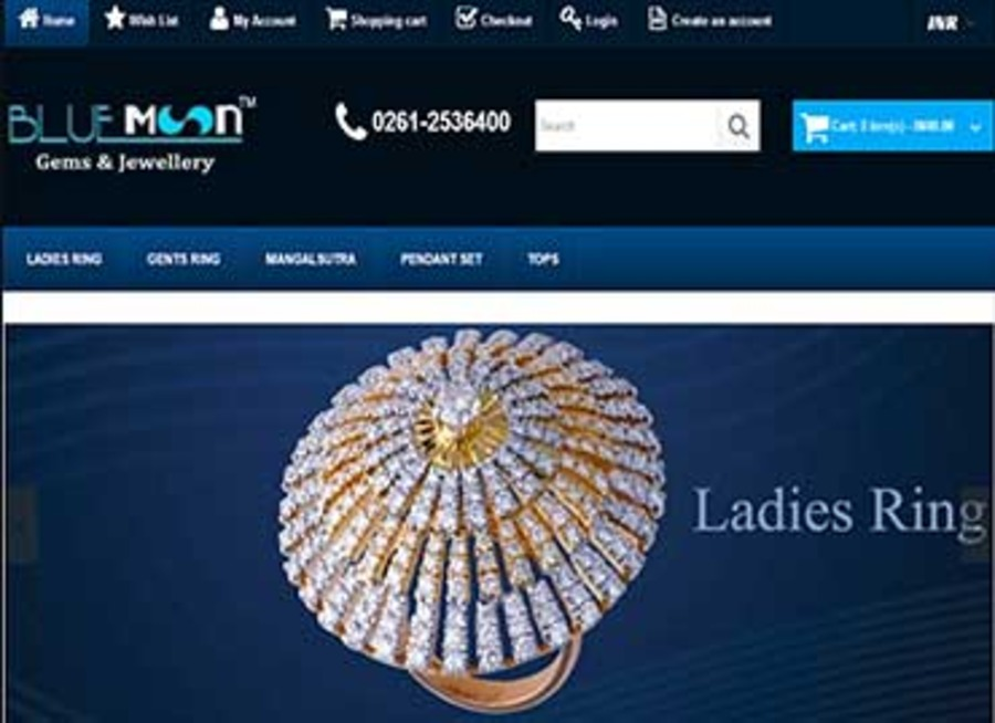A great web design by 3DMAX Solution, Surat, India: