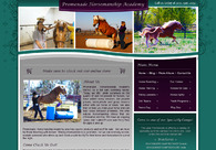 A great web design by Ranch Country Marketing, LLC: